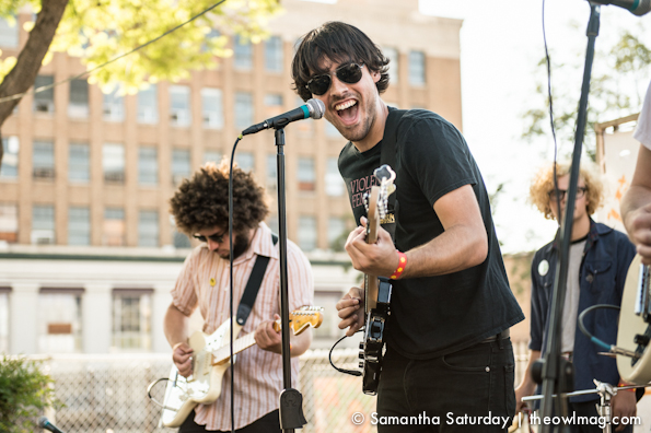 The Vibekills @ Viva Pomona 2014 - Sunday