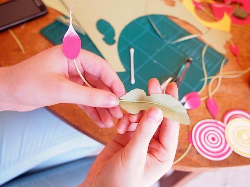 paper-sculpture-radishes-progress
