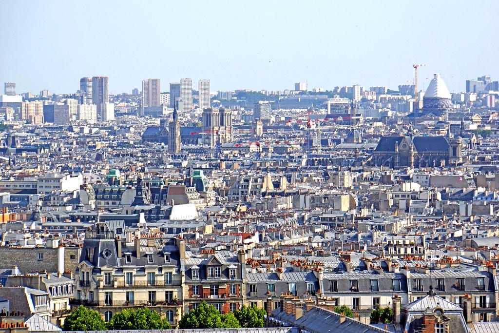 France-000448 - Paris View