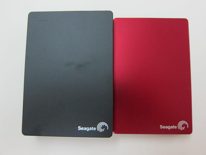 Seagate Backup Plus Fast vs Seagate Backup Plus Slim