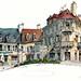 Gourdon, France by wanstrow