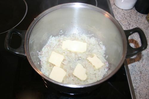 30 - Butter hinzufügen / Add butter