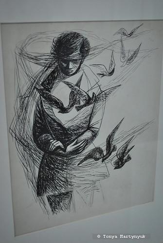 28 - Maria Keil - выставка в Каштелу Бранку