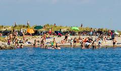 A day at the beach - Lagoon