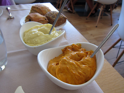 Aioli and Rouille