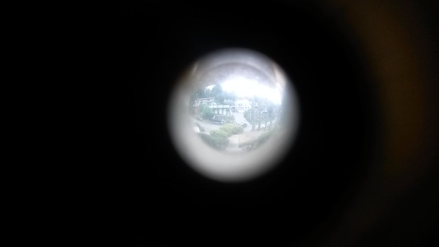 Post your peephole view