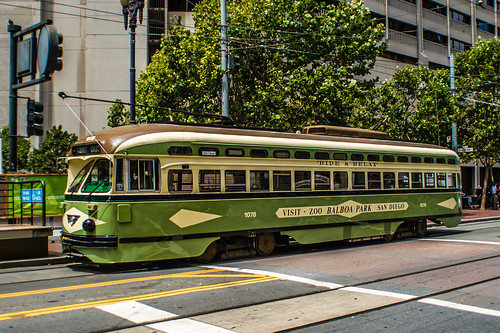 Visit Balboa Zoo on the Street Car! by Geoff Livingston