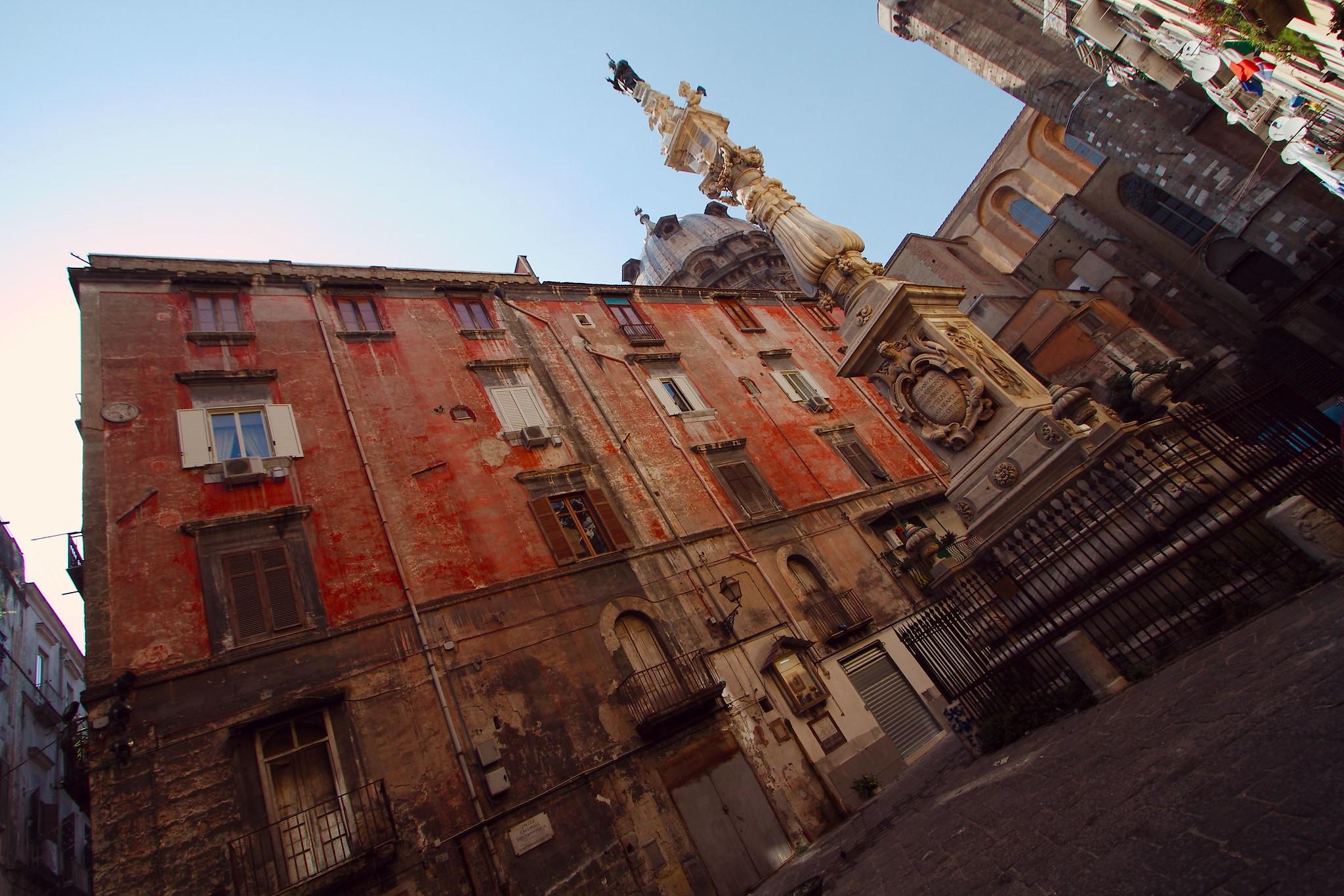 Historische Neapel