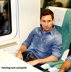 Barca Train travel