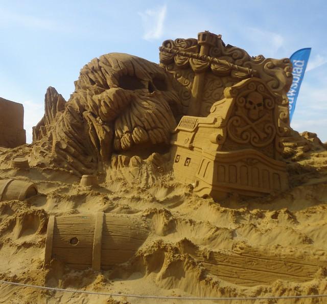 Sculpures sur sable Disney - News Touquet p.1 ! 14770261119_e4aab10430_z