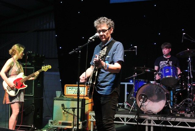Dean Wareham at Indietracks