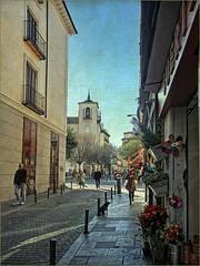Plaza San Ildefonso