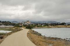 The path to Bernal Hill