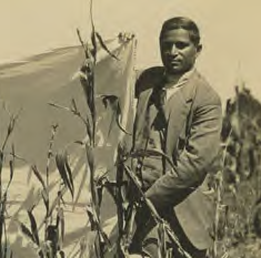 Rare photos of Pandurang Khankhoje, an Indian revolutionary in 1920s Mexico