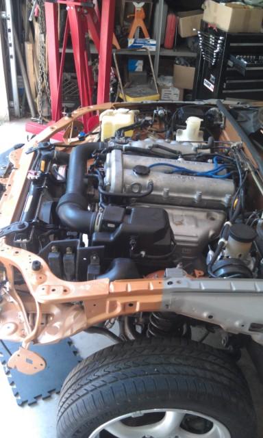MM 00 EVO Engine Start 2