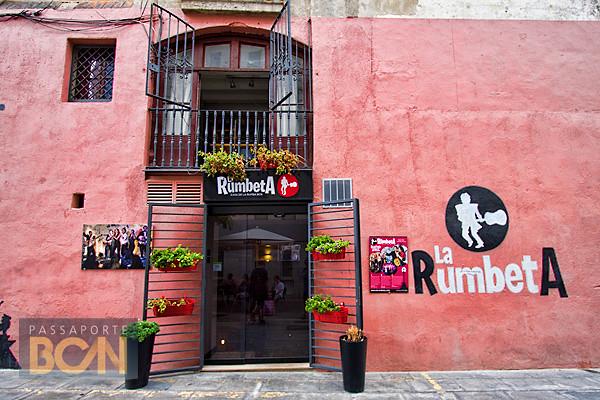 La Rumbeta, Barcelona