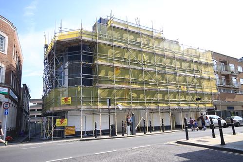 Former Granada Cinema, Dover, Kent