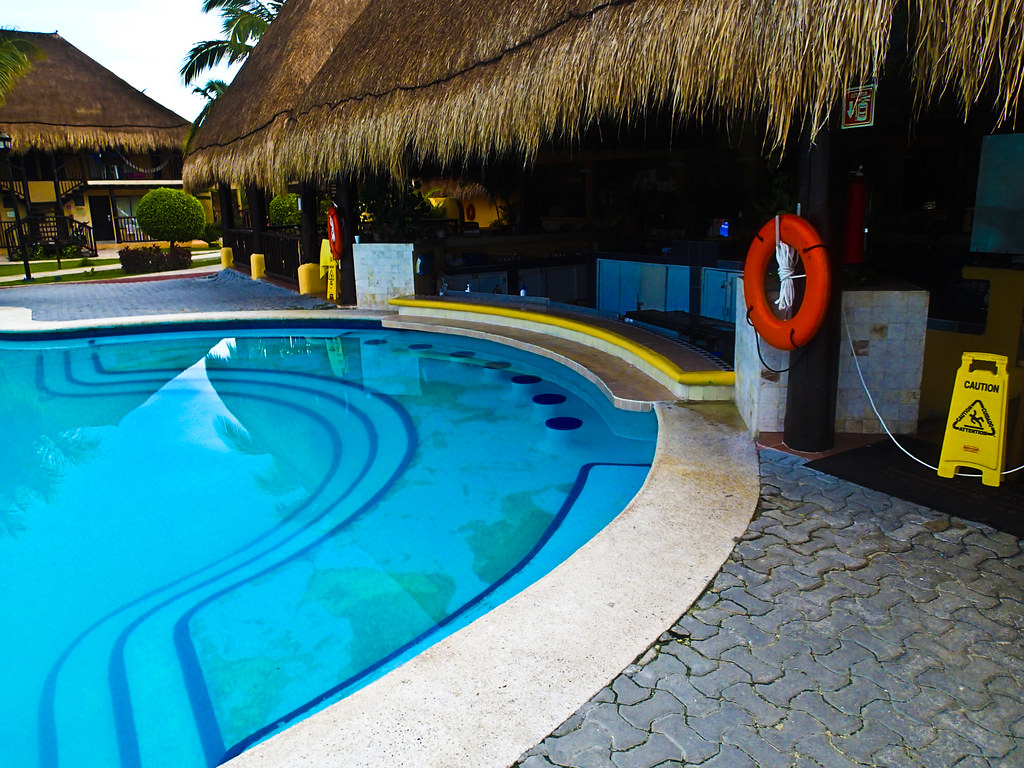 Allegro cozumel all inclusive map quintana roo mexico for All inclusive resorts in north america