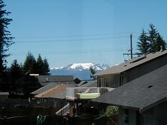 Comox Glacier August 14, 2007
