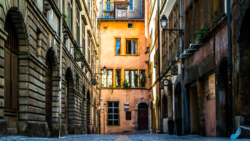 Lyon, Rue Juiverie