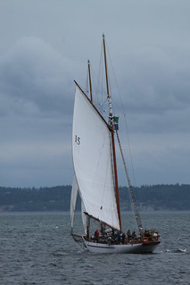 IMG_0237 - Port Townsend WA - Schooner ADVENTURESS on opening day May 3rd, 2014