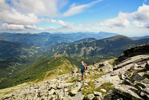 summer alps austria hiking alpy leto 2014 rakúsko seckauertauern geierhaupt parák parťák
