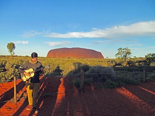Music at Uluru