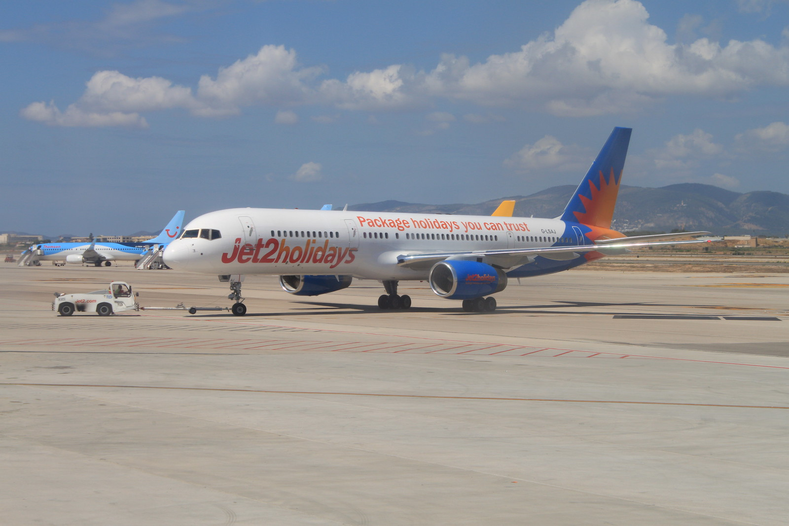 IMG_7928 Jet 2 Palma Airport