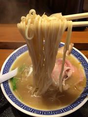 鶏魚熟玉ラーメン ¥750