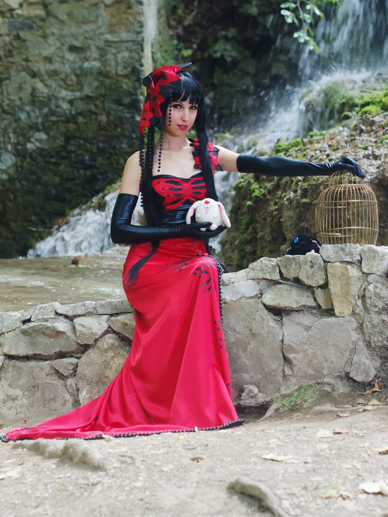 related image - Shooting Yuuko Ichihara - Melisandre - Parc de St Pons - 2014-07-20- P1890076