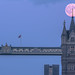 Supermoon by I & The Camera in London http://on.fb.me/QJ3arg