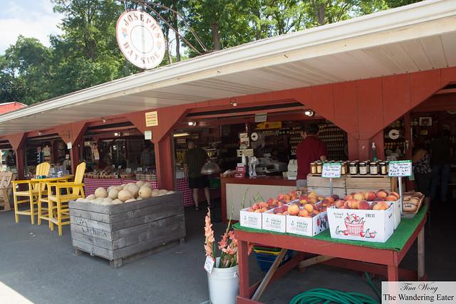 Joseph's Wayside Market at Naples, NY