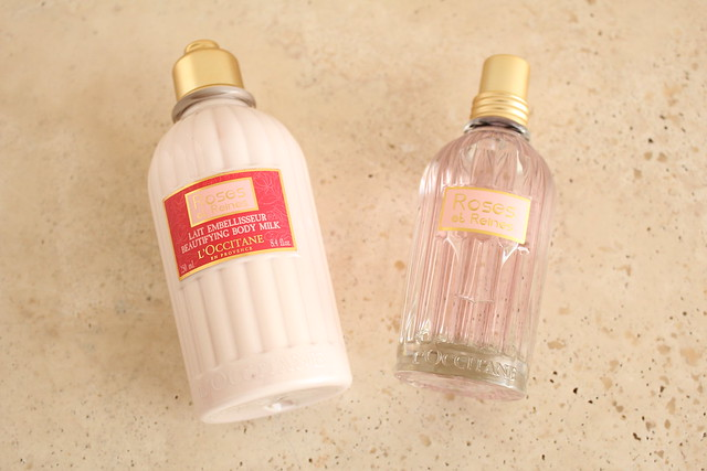 L'Occitane roses et reines review