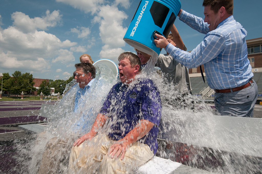 Is the Ice Bucket Challenge the Best Way to Help a Charity?