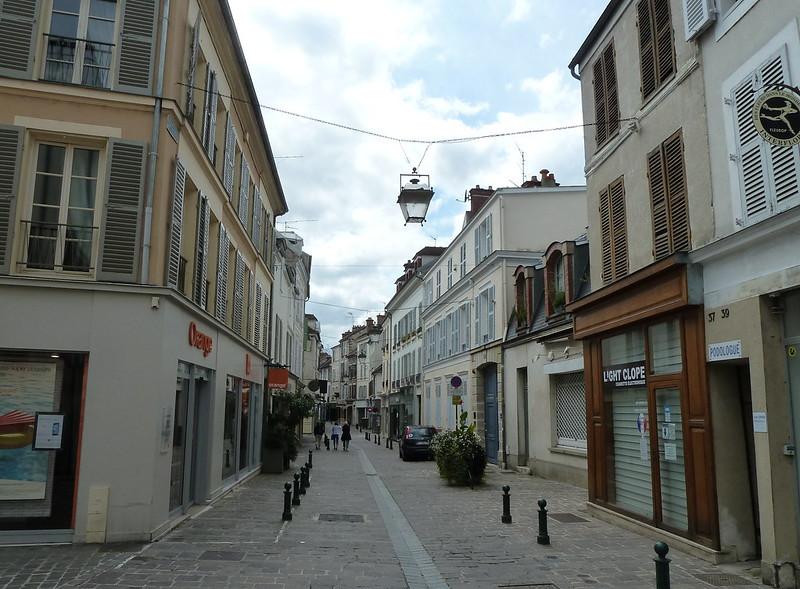 Fontainebleau, rue des Sablons (2)