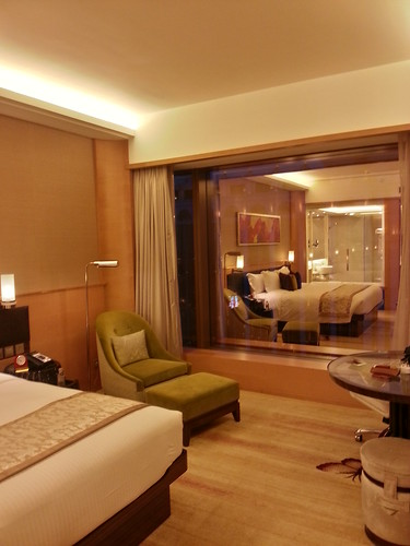 Galaxy Macau King Room Interior