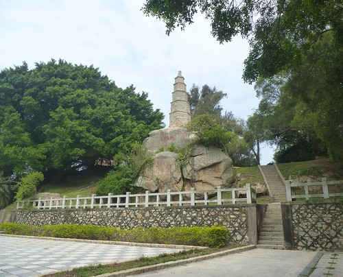 Taiwan-Kinmen Sud-ouest-Wuntai Pagoda (1)