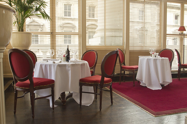 The Conservatory at the Royal Opera House © ROH Restaurants 2014
