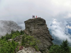 Grandfather Mountain - Macrae Peak 5844 ft