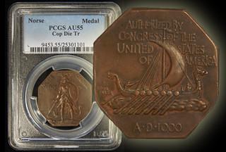 Norse-American Copper Die Trial