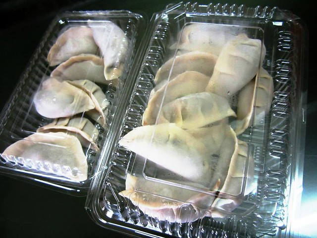 Dumplings from Annie-Q's brother 1