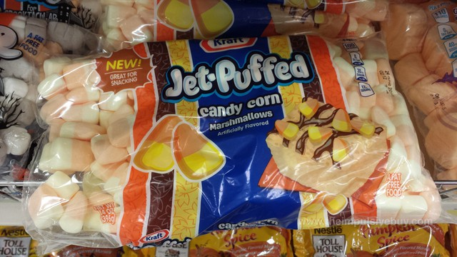 Kraft Jet-Puffed Candy Corn Marshmallows
