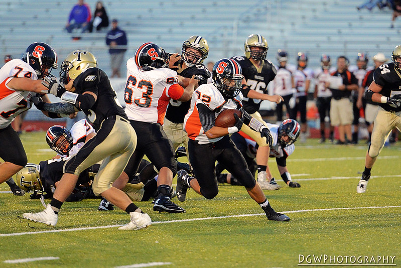 Shelton vs. Trumbull High
