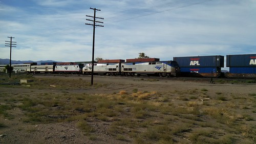 Amtrak Electric