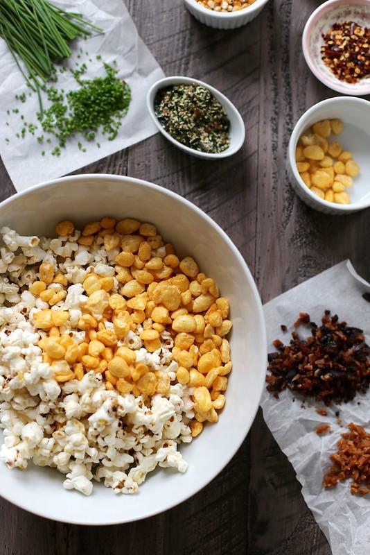 Roy Choi's Furikake Kettle Corn