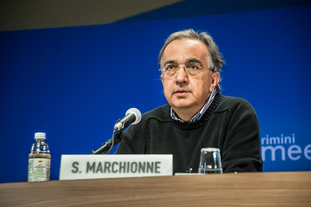 Sergio Marchionne al Meeting