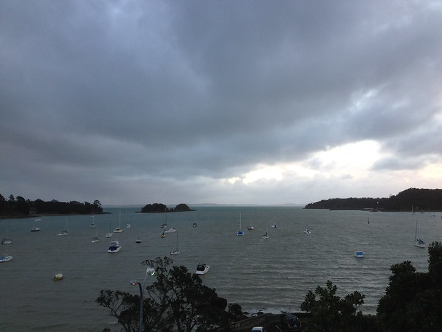 Boats in Harbor | Waiheke Island