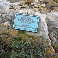 Final resting place of last Lenni-Lenape Indian in Chester County, Pa