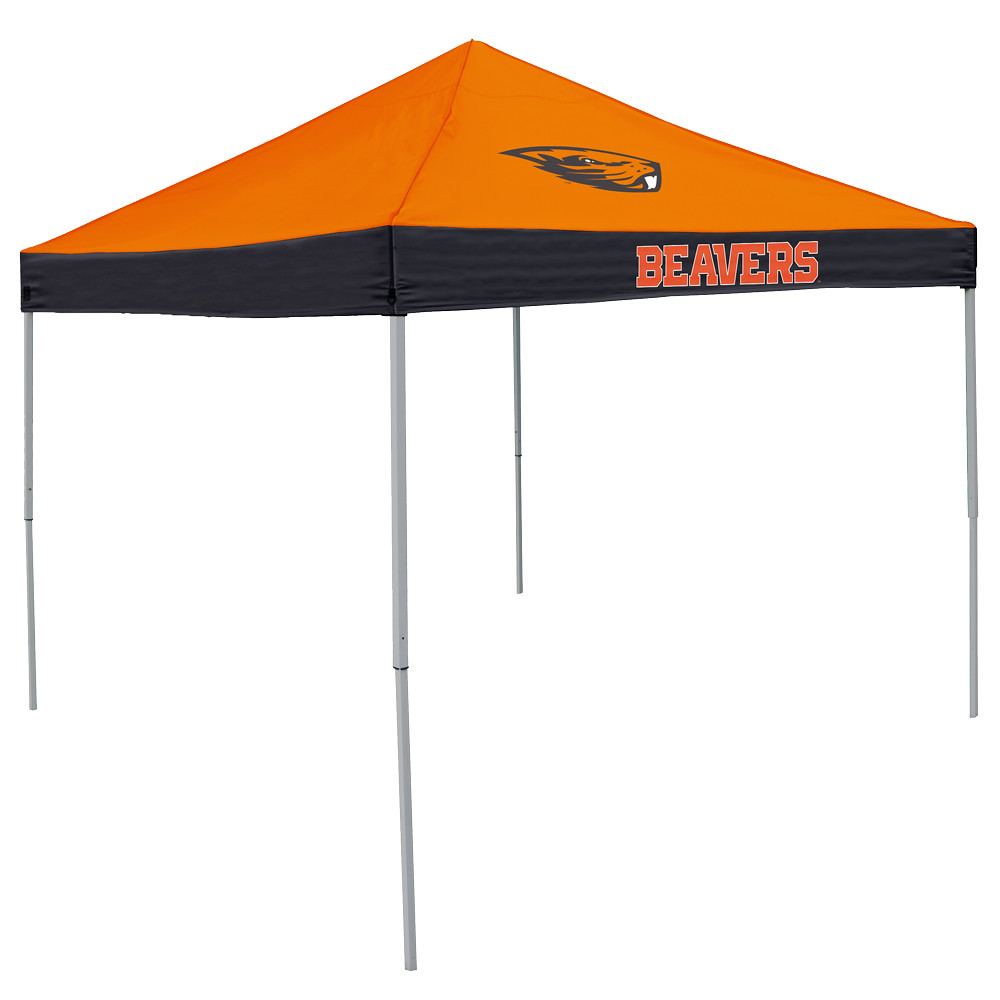 Oregon State Beavers Economy TailGate Canopy/Tent  sc 1 st  Tailgatorz & Oregon State Beavers Tailgate Canopy/Tent Easy Up Shelter Design ...