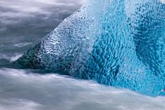 Beatiful Glacial Ice